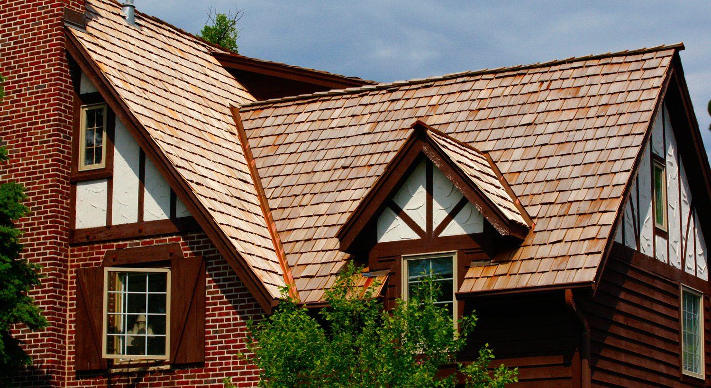 Handsplit Cedar Shake Roof Shake Guys
