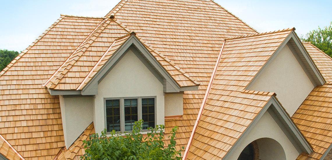 Cedar Roof Repair Illinois