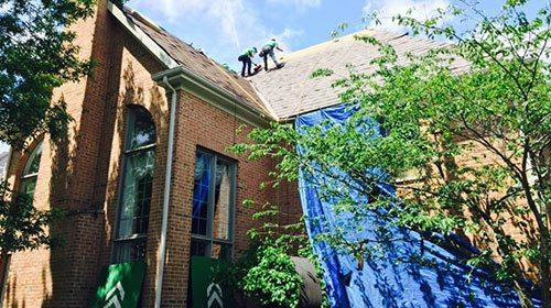 Mundelein roof instal