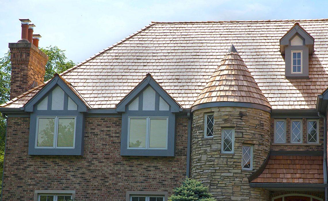 Cedar Roof repair St Charles IL